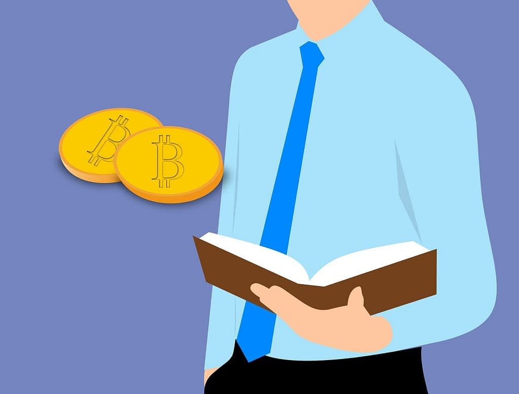 cryptocurrency, guide book, blockchain