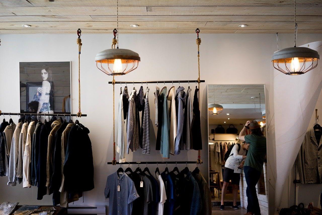 clothing store, shop, boutique