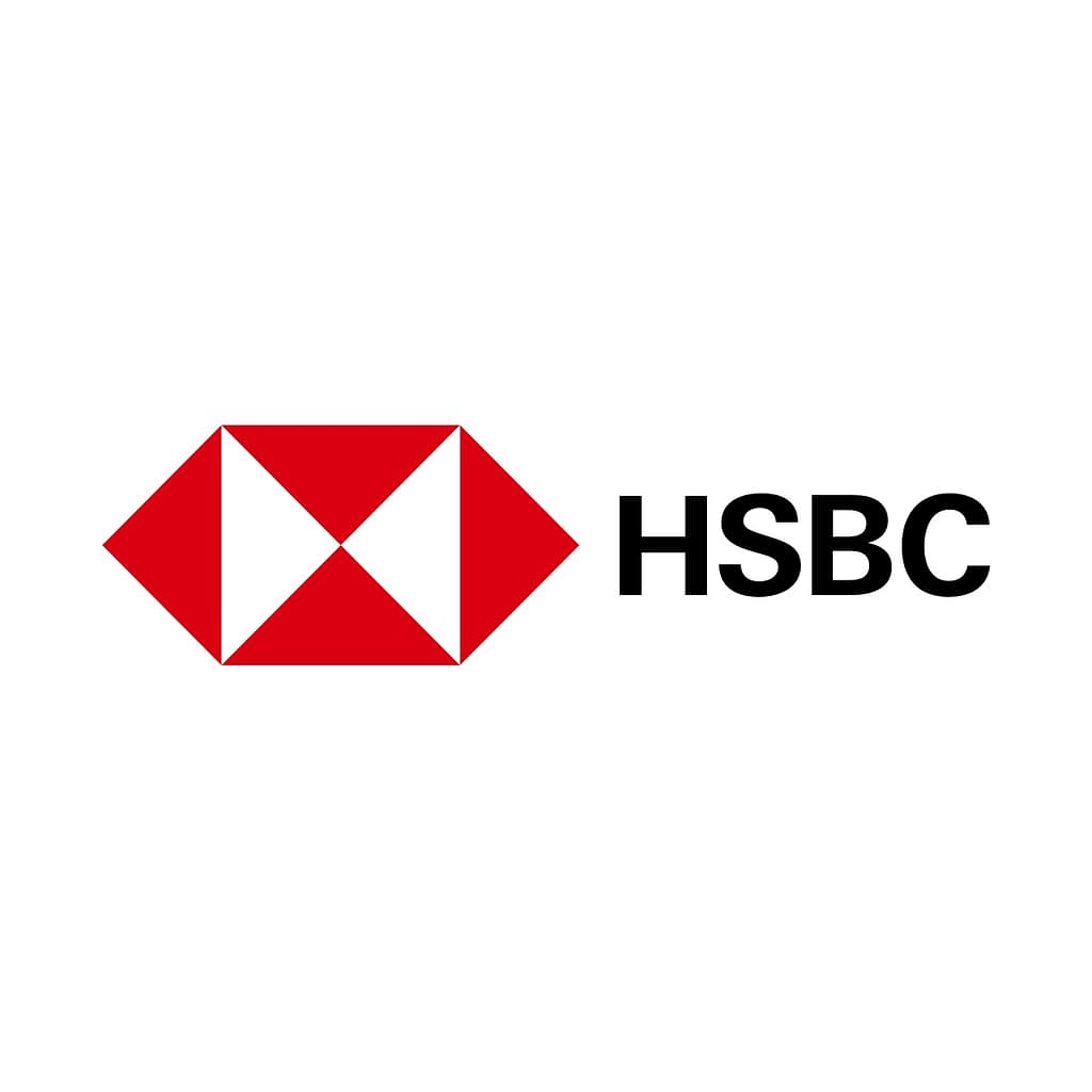 HSBC logo | Talk About