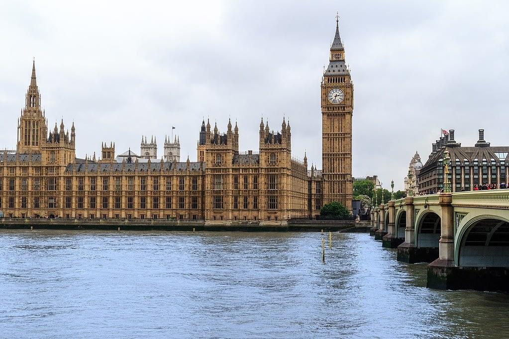 westminster, big ben, london