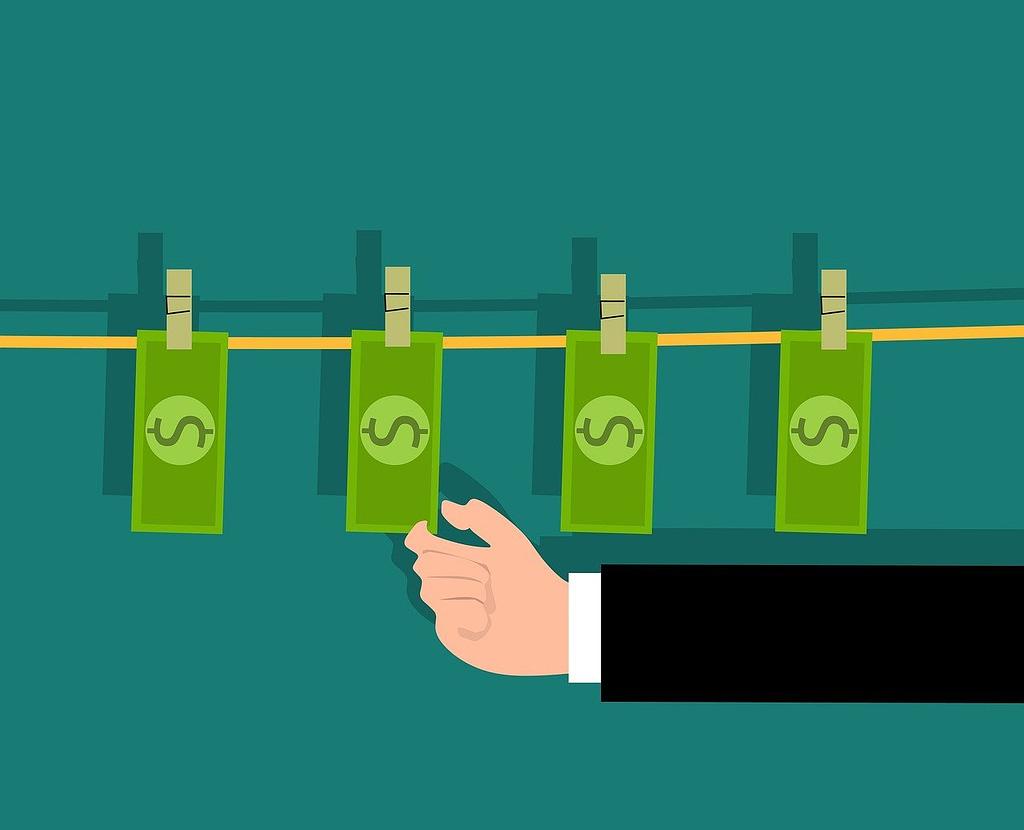 money laundering, money, cash